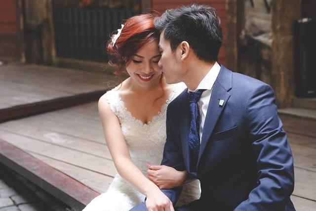 </b>Vietnamská svatba</b> kết hôn / 婚禮 2014